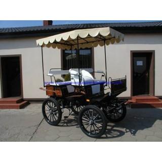 véhicule hippomobile jagdwagen