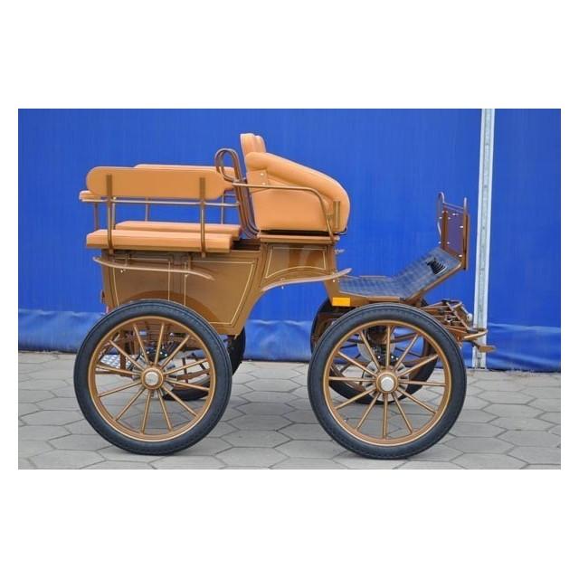 Wagonnette école poneys