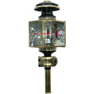 Lanterne break laiton
