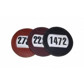 Porte numéros pour cheval 4 chiffres