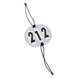 porte numéros zilco pour chevaux
