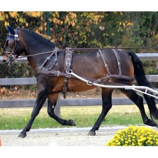 Harnais Euro Tech Ideal Equestrian