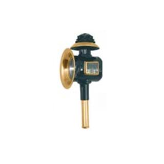Lanterne laiton 17 cm pour calèches