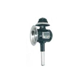 Lanterne 17 cm inox pour calèche