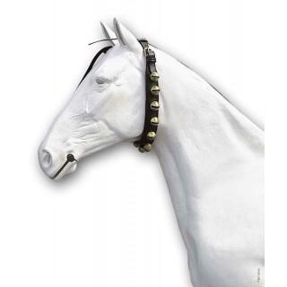 grelottière pour chevaux