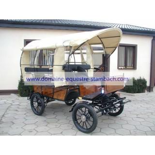 wagonnette pour fauteuil handicapé
