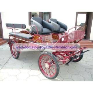 voiture hippomobile école handicapé