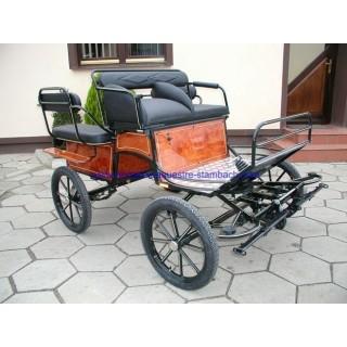 Wagonnette pour poneys