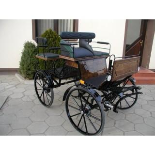 sparcerwagen pour chevaux