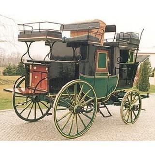 voiture attelage de tradition de stambach