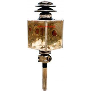 Lanterne Landau laiton