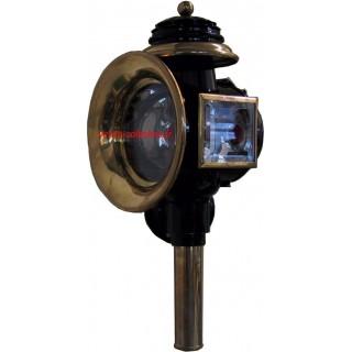 Lanterne cylindrique exclusive laiton