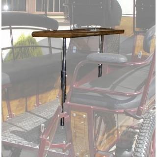 Table pour wagonnette